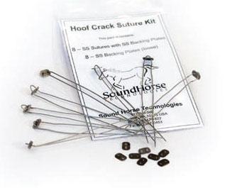 Hoof Crack Suture Kit