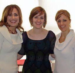 Erika, Emily, Carla - Graphics & Advertising Dept.