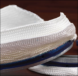 Fabric cuff a proven success in getting sore-footed horses back to work fast.