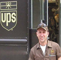 Mike Rocchi, Shipping Manager